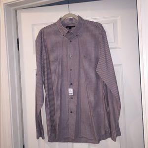 NWT Barney's John Varvatos Dress Shirt